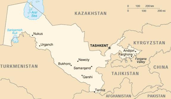 map_Uzbekistan